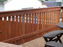 A Picture Portfolio Deck Railing Design Patio Deck Designs Deck Railings
