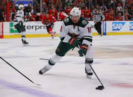 Zach Parise's Contract Is A Big Problem for the Minnesota Wild