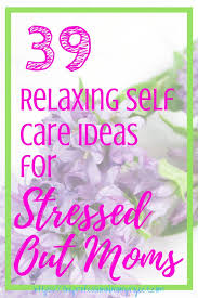 self care ideas for my th birthday