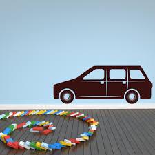 European Car Decals