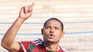 Image result for Barreto in Mohunbagan Jersey