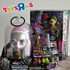 monster high review create a monster head