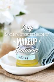 diy 2 ing makeup remover