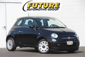 used fiat 500 vehicles in ca
