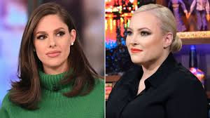 Abby Huntsman leaves 'The View' amid toxic culture at show and strained  relationship with Meghan McCain - CNN