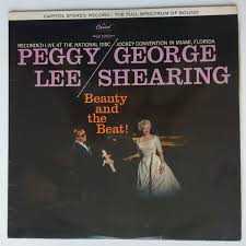 Peggy Lee / George Shearing - Beauty And The Beat! (1959, Vinyl) | Discogs
