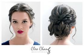 cleo hair and makeup singapore