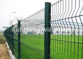 Airport Wire Mesh Fence Wire Mesh Fence Mesh Fencing Wire Mesh