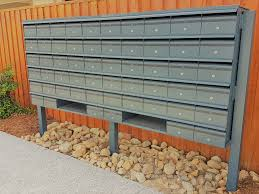 Commercial Letterbox Portrait Front Opening Clotheslines And Letterboxes Australia