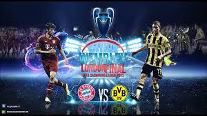 Champions League Final 2013 | Borussia Dortmund vs Bayern München ...