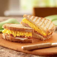 breakfast panini recipe land o lakes
