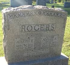 """Sarah Adeline """"Addie"""" DeCell Rogers (1860-1934) - Find A Grave Memorial"""