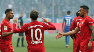 Bundesliga | Bayern Munich beat Hoffenheim 6-0 but sport takes a ...