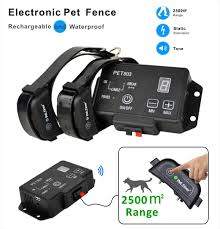 Kd 660 Electronic Dog Fence System With Rechargeable Receiver In Ground Stealth Fence System Dog Training Collar Other Dog Training Aids Aliexpress