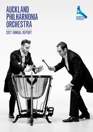 APO Annual Report 2017 by Auckland Philharmonia Orchestra - issuu