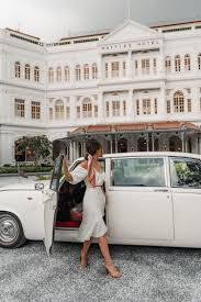 Raffles Hotel Singapore — Sunday Chapter
