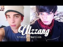 ulzzang boy makeup transformation you