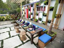 exotic outdoor rooms by jamie durie