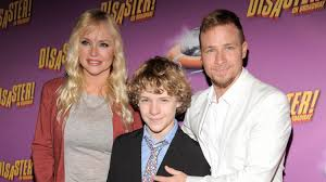 Brian Littrell's Son Baylee Makes Broadway Debut in 'Disaster' – Exclusive  Interview! | AJ McLean, Baylee Littrell, Brian Littrell, Broadway,  Exclusive, Leighanne Littrell | Just Jared