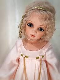 Beautiful Porcelain Dolls | via rhea smith | Flower girl dresses ...