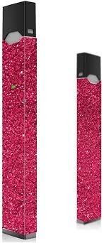 Amazon Com Pink Glitter Skin For Vape Decal Wrap Sticker Cover Case