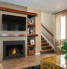 glass on your direct vent gas fireplace