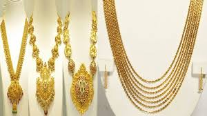 gold necklace designs in 40 grams 15