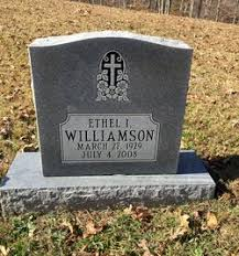 Ethel Irene Perry Williamson (1919-2008) - Find A Grave Memorial