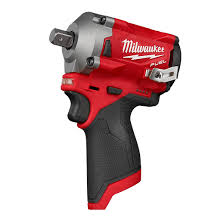 Milwaukee M12 Fuel Stubby 1 2 Impact Wrench Nz Safety Blackwoods