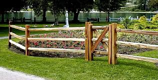 Western Red Cedar Fences Gates Ontario Cedarsplitrails