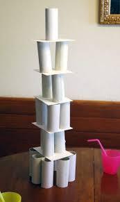 Toilet Paper Roll Architecture Activity | Petit jeux, Jeux maths ...