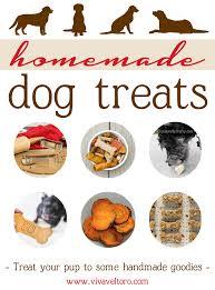 diy homemade dog treats viva veltoro
