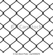 Chain Link Fence Vector A Chain Link Fence Pattern That Tiles Seamlessly In Any Direction This Vector Image Is Fully