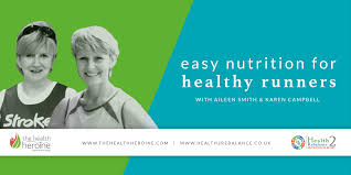 Easy Nutrition for Healthy Runners-Eventbrite-header-2 - The Health Heroine  | Aileen Smith