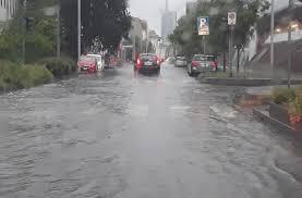 Nubifragio a Milano, esondano Lambro e Seveso