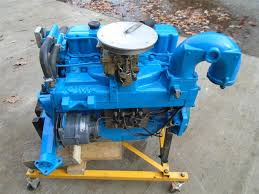 omc 2 5 120hp engine motor omc