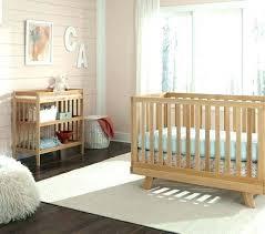 natural wood baby crib awesome log