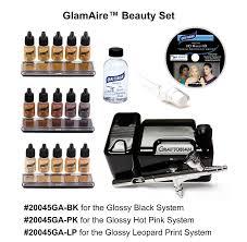 walk around system airbrush makeup