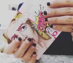 fairy nails at athens airport
