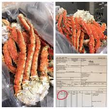 FRESH Alaskan King Crab Legs for ...