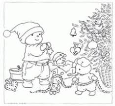 Suggestie Bobbi Kerstkleurplaat Monica Maas Coolesuggesties