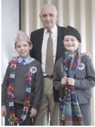 Missionary visits | Newtownabbey Independent Christian School