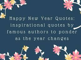 happy new year quotes wishes messages inspirational