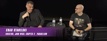 John Wick 3 Director, Chad Stahelski Q&A | Recorded Live at IMAX ...
