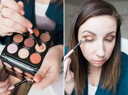 gold st patrick s day makeup tutorial