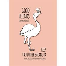 good friends friendship quote uk wall sticker good times good