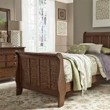 Kids Bedroom Kids Bedroom Sets Grandpa S Cabin 375 Ybr Tsldm 5 Pc Twin Sleigh Bedroom Set At Mcfarland Furniture Co Mattress Center