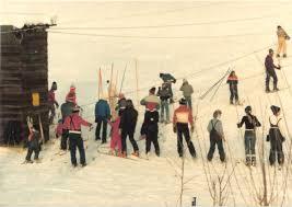 Ski Boot Hill