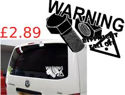 Warning Car Infested Dog 4x4 Bumper Sticker Funny Car Window Sticker Vinyl Decal Archives Statelegals Staradvertiser Com