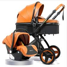 2020 baby stroller 3 in 1 with car seat
